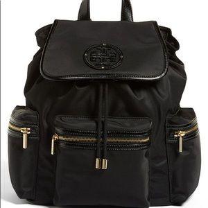 Black Tory Burch Backpack